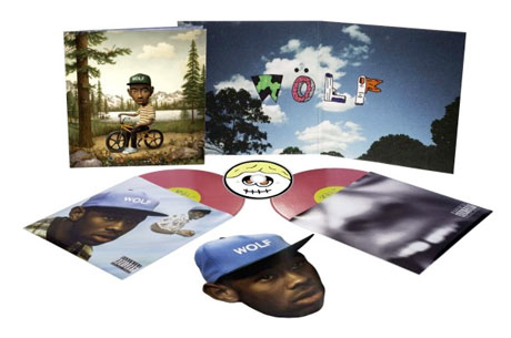 Tyler, the Creator's 'Wolf' Set for Deluxe Vinyl Release