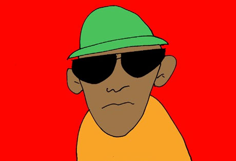 Understand Tyler, the Creator's 'Tron Cat' Via Comic Strip