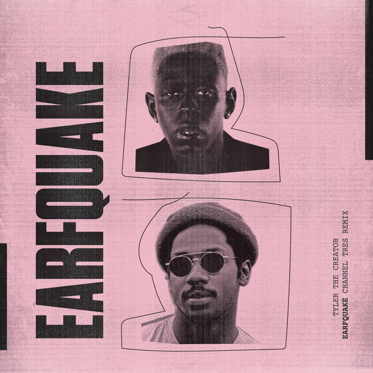 "Tyler, the Creator Gets Channel Tres for ""EARFQUAKE"" Remix"