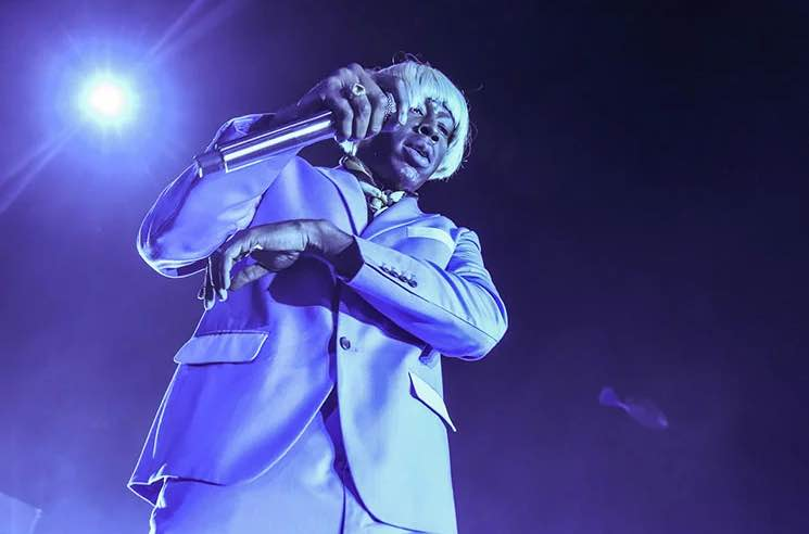 ​Tyler, the Creator Reams Out Camp Flog Gnaw Crowd for Booing Drake