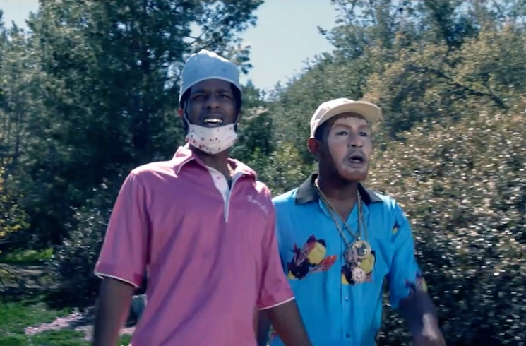 Tyler, the Creator Drops Surprise Video with A$AP Rocky
