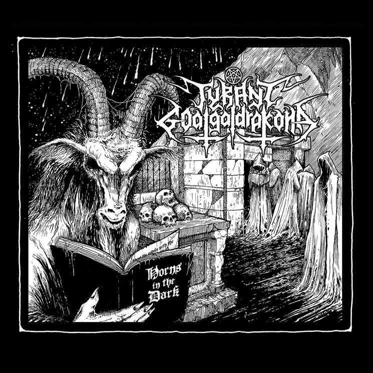 Tyrant Goatgaldrakona Horns in the Dark