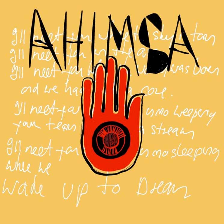 "U2 Return with New Song ""Ahimsa"""