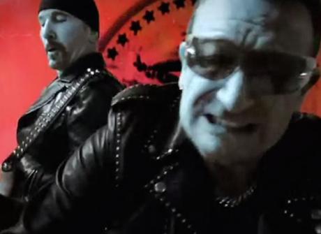 "U2 ""The Miracle (of Joey Ramone)"" (video)"