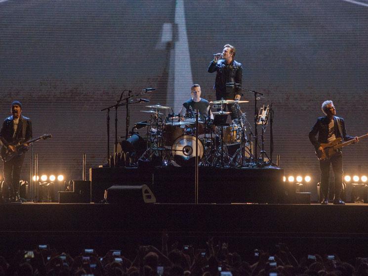 U2 / Mumford & Sons BC Place, Vancouver BC, May 12