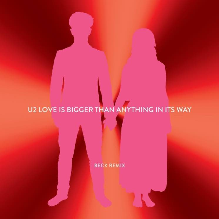"""Hear Beck Remix U2's """"Love Is Bigger Than Anything in Its Way"""""""