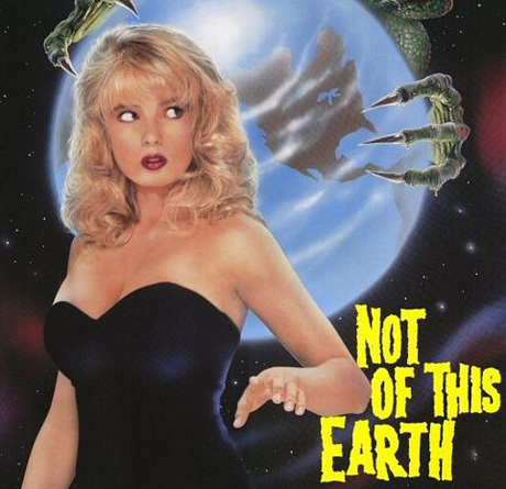 Roger Corman's Cult Classics: Not of This Earth Jim Wynorski