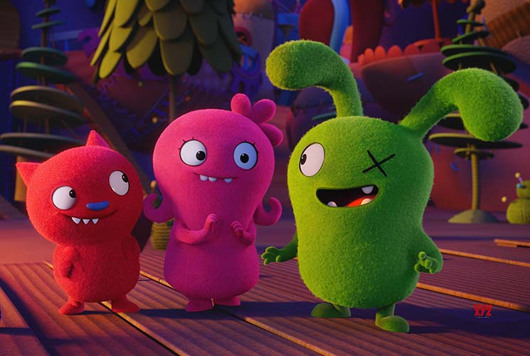 'UglyDolls' Empowers Outcasts to Be Themselves and Also Buy Adorable Merch Directed by Kelly Asbury