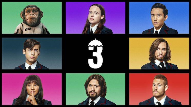 Netflix Renews 'The Umbrella Academy' for a Third Season