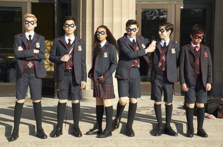 ​Netflix's 'The Umbrella Academy' Renewed for Second Season
