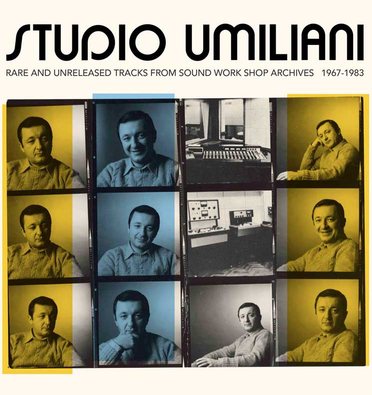 Italian Musical Visionary Piero Umiliani Celebrated with New Archival Comp via Four Flies