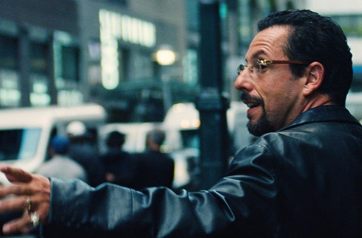 Adam Sandler Is Amazing in 'Uncut Gems' Because He's Amazing in Everything Directed by Josh & Benny Safdie