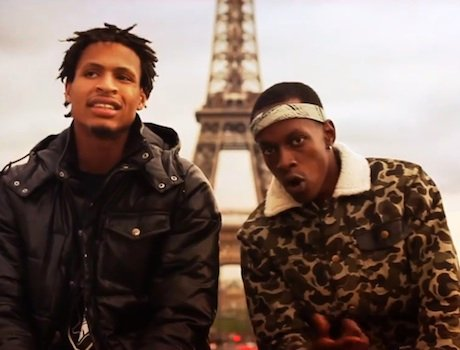 "The Underachievers ""Leopard Shepherd"" (video)"