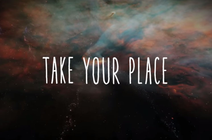 The Underachievers 'Take Your Place' (lyric video)