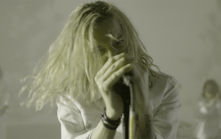 "Underoath ""Rapture"" (video)"