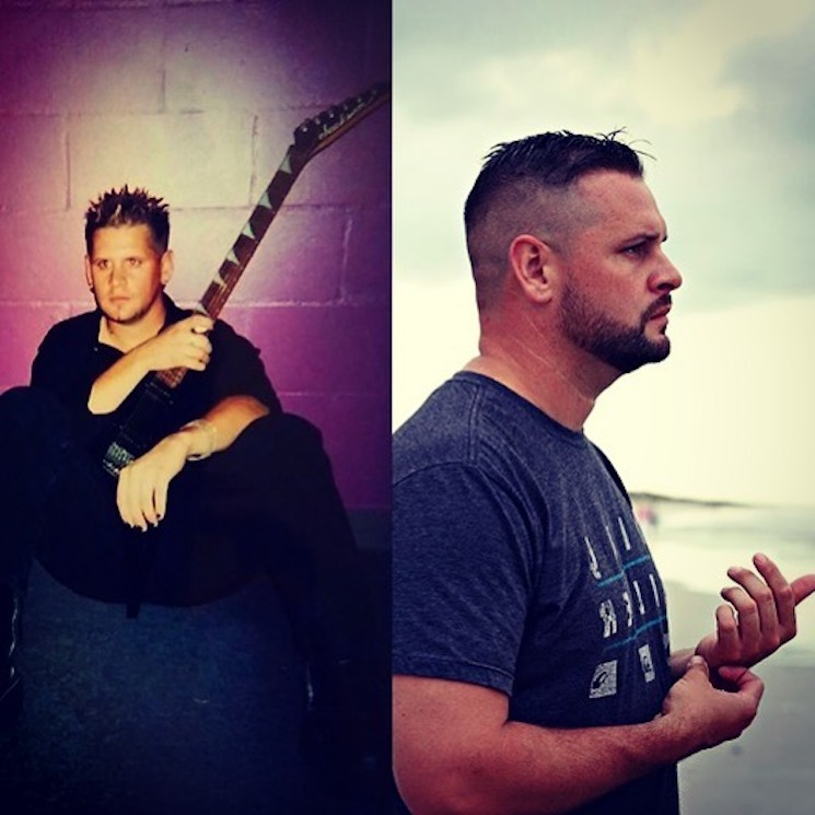 Former Underoath Guitarist Corey Steger Dies in Car Accident