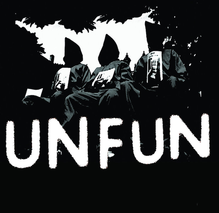 Unfun 'Waterboarding' (album stream)