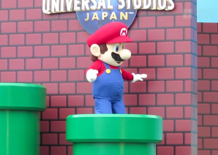 Watch Two Teaser Videos for Universal Studios' Super Nintendo Land