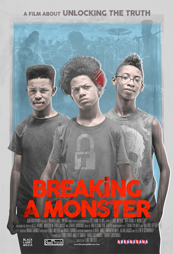 Teen Metal Band Unlocking the Truth Struggle with the Music Biz in the Trailer for 'Breaking a Monster'