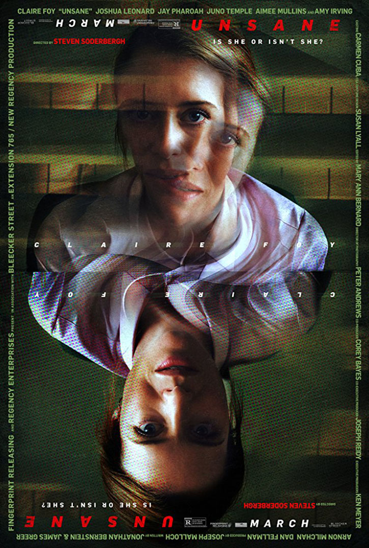 What Is Reality? Two Playlists Inspired by 'Unsane'