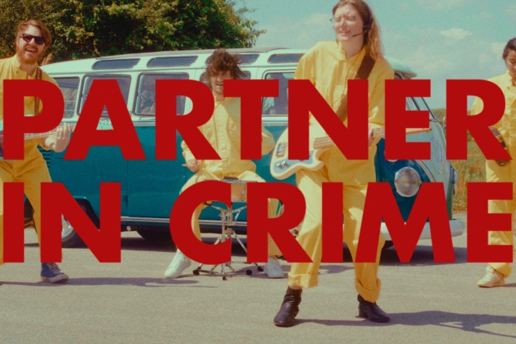 Charlotte Cornfield Launches 'Bottle Rocket'-Inspired Video for New Single 'Partner in Crime'