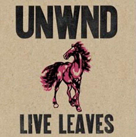 Unwound to Issue 'Live Leaves' Concert set