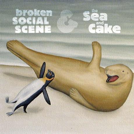 Broken Social Scene and Sea and Cake Team Up for Split Seven-Inch