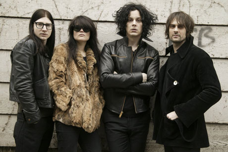 Jack White's the Dead Weather Announce North American Tour