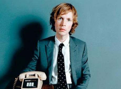 "Beck, St. Vincent, Liars and Os Mutantes ""Guns in the Sky"" (INXS cover)"