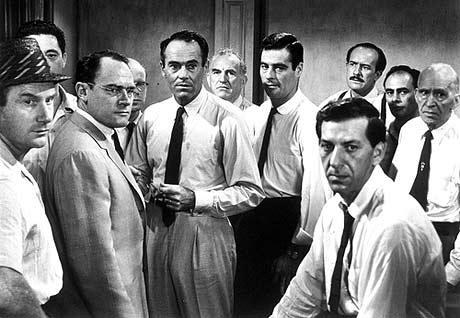 12 Angry Men Sidney Lumet