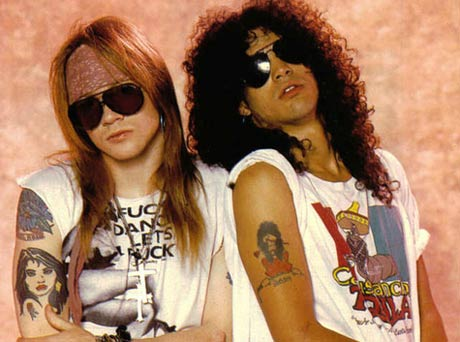 Axl Rose Accused of Forcing Guns N' Roses Fans to Remove Slash T-Shirts... Again