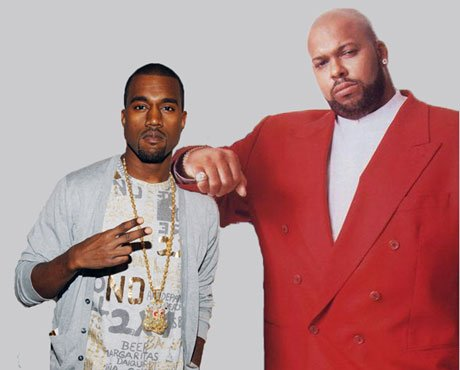 Suge Knight Suing Kanye West