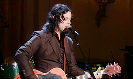 "Jack White ""Mother Nature's Son"" (Beatles cover)"