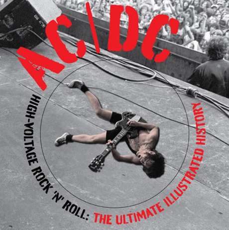 AC/DC Get Their Own <i>Illustrated History</i>