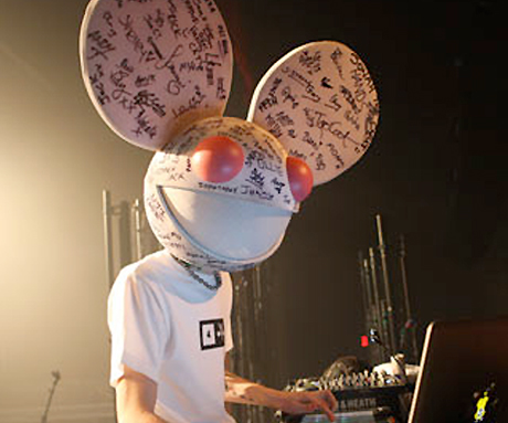 Deadmau5 Postpones MuchMusic Appearance Due to European Weather Conditions