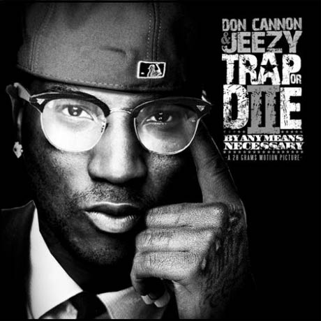Young Jeezy <i>Trap or Die II (By Any Means Necessary)</i> Mixtape