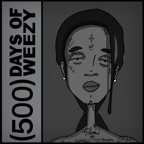 Lil Wayne x <i>(500) Days of Summer</i> <i>(500) Days of Weezy</i>
