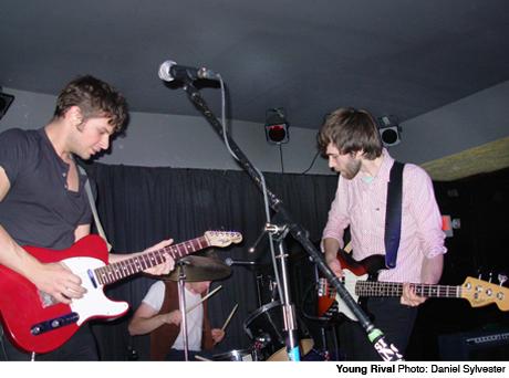 Young Rival / Brothers Chaffey / The MudPlots Maverick's, Ottawa ON May 7