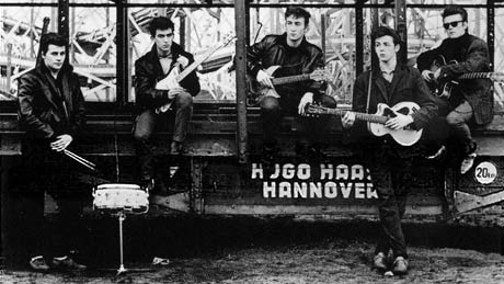 The Beatles' Early Material Collected on 'First Recordings'