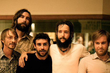 Band of Horses Begin Prepping 'Mirage Rock' Follow-Up