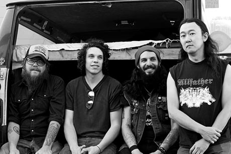 Bison B.C. team up with Priestess for Canadian tour