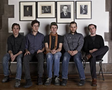 The Constantines' <i>Kensington Heights</i> Tops Associated Press List of Top Rock Albums