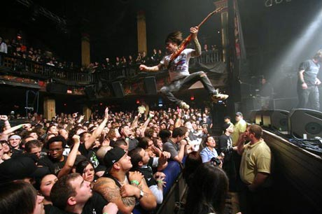 Every Time I Die/ The Bronx / Stick To Your Guns / Gone Hollywood The Opera House, Toronto ON November 4