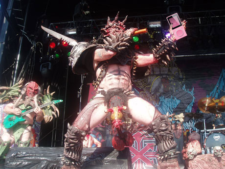 Gwar's Manager Issues Statement on the Death of Dave Brockie