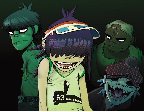 Gorillaz To Release Documentary
