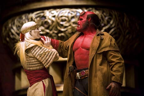 Hellboy II: The Golden Army Guillermo Del Toro