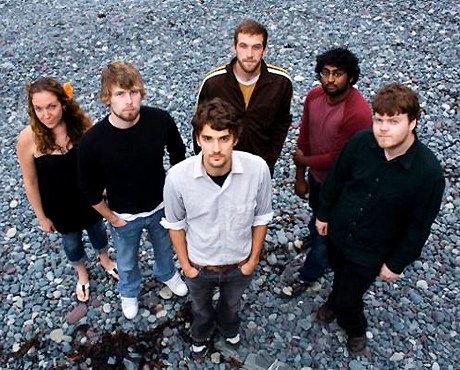 Hey Rosetta! Plot Gigantic Canada-Heavy Fall Tour