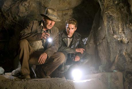 Indiana Jones and the Kingdom of the Crystal Skull Steven Spielberg
