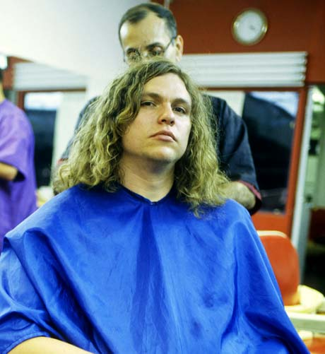 Jay Reatard's Extreme Makeover