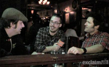 Refill on Exclaim! TV with Joey Cape and Tony Sly, Vans Warped Tour, D-Sisve and More